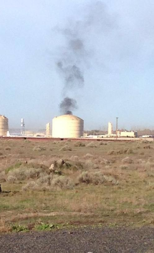Pipeline safety investigators from the Washington Utilities and Transportation Commission are responding to the natural gas plant explosion near Plymouth.