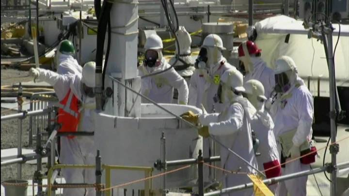 Several Hanford workers from Mission Support Alliance are not working after concerns about chemical vapor exposure at the tank farms.
