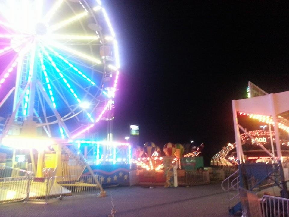 The 4th Annual Carnival for the Troops gets underway today at the Hobby Lobby parking lot in Kennewick.