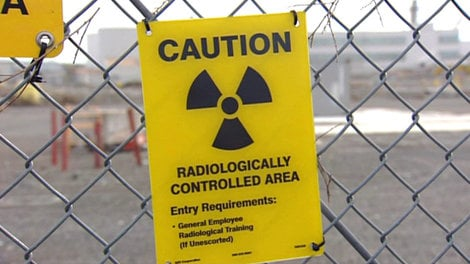 Nearly 2,000 capsules containing radioactive waste at Hanford should be moved because of earthquake danger.