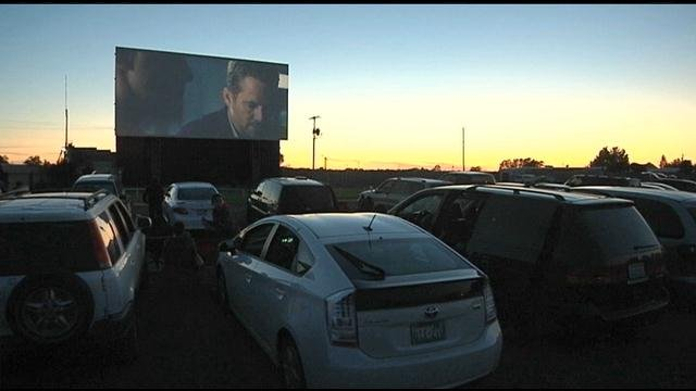The owners of the Milton-Freewater Drive-In Theater are dusting off their projector and popping their popcorn.