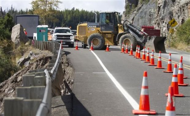 Drivers headed to Western Washington should prepare for delays and closures this month.