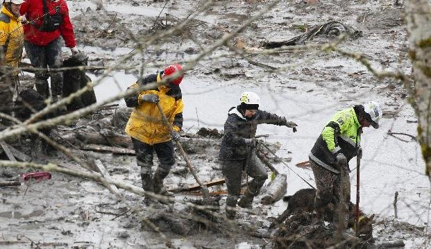 The death toll from the Oso mudslide remains at 30, but the Snohomish County medical examiner's office says it has identified one more of the victims.