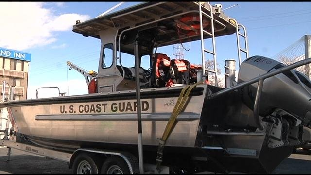The Coast Guard base in Tri-Cities is hosting an open house this weekend on Clover Island in Kennewick.