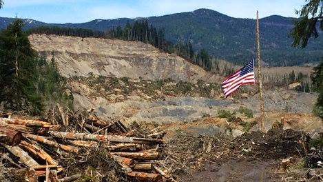 The number of people listed as missing after the deadly March 22 Washington state mudslide has dropped from 17 to 15 on the latest list provided by the Snohomish County Sheriff's Office.