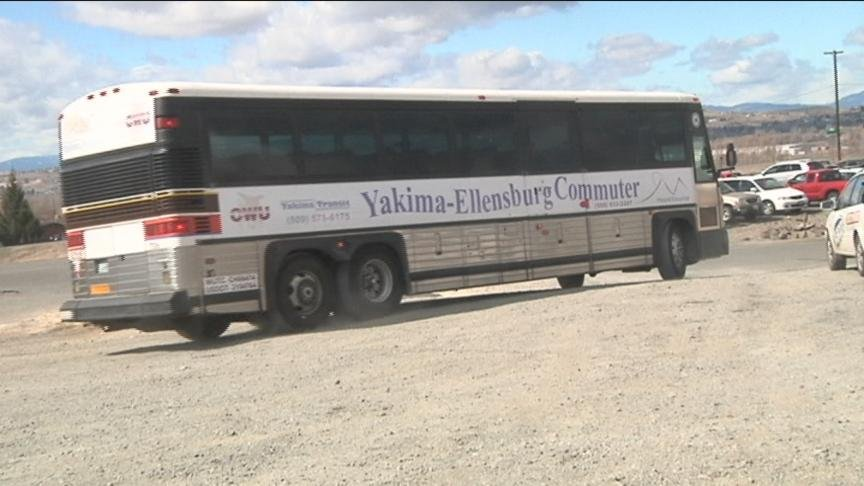 Financial stress definitely has the City of Yakima thinking about other options to keep commuter bus service from Ellensburg to Yakima up and running.