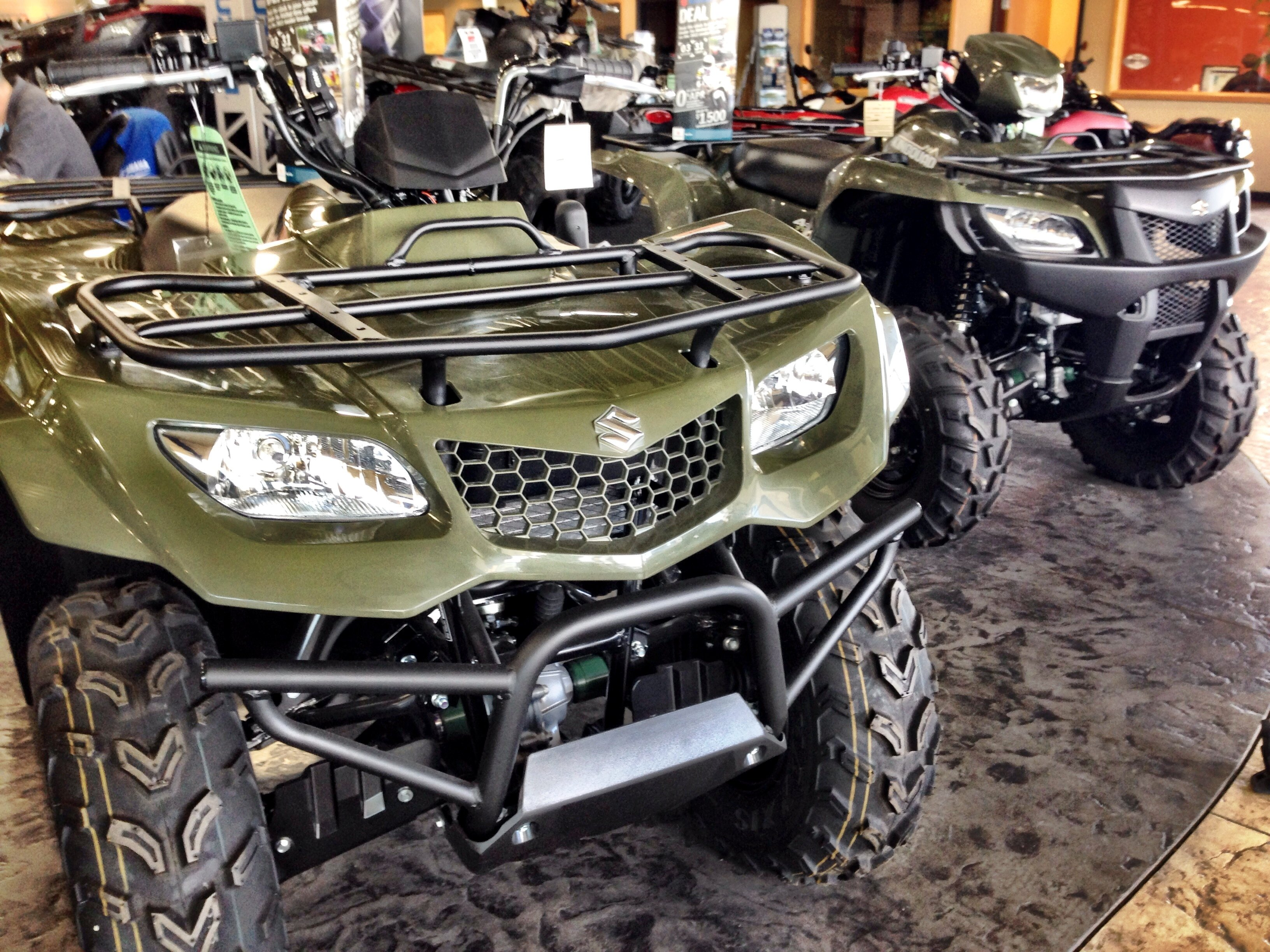 This week we told you about ATVs soon to be hitting the streets of Prosser as part of a new ordinance. It could be a test to see how it will work throughout the counties.