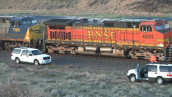 NBC Right Now broke the news Saturday morning of a 35 year-old woman who had died after being struck by a train in Mesa.