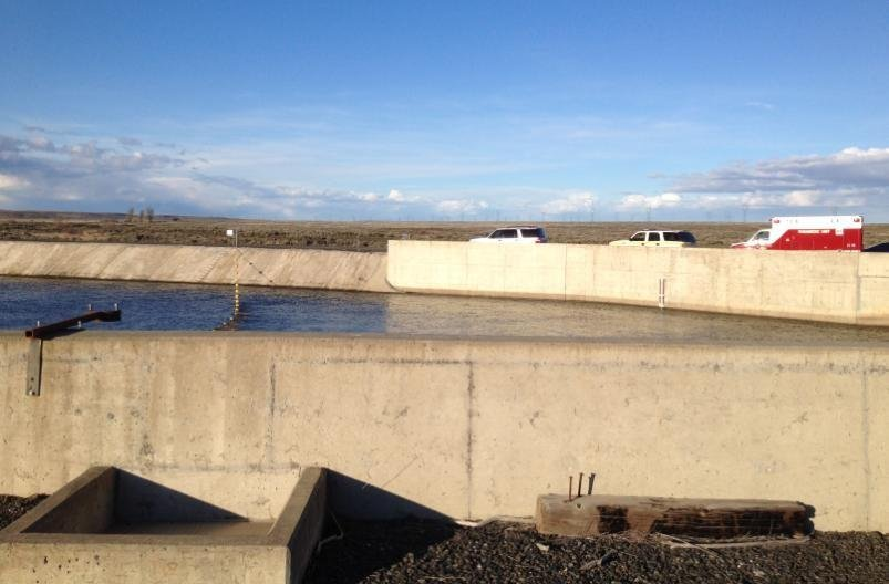 Investigators have determined a 10-year-old boy was behind the wheel of a pickup truck that crashed into a canal south of Coulee City, killing his father and 8-year-old brother.