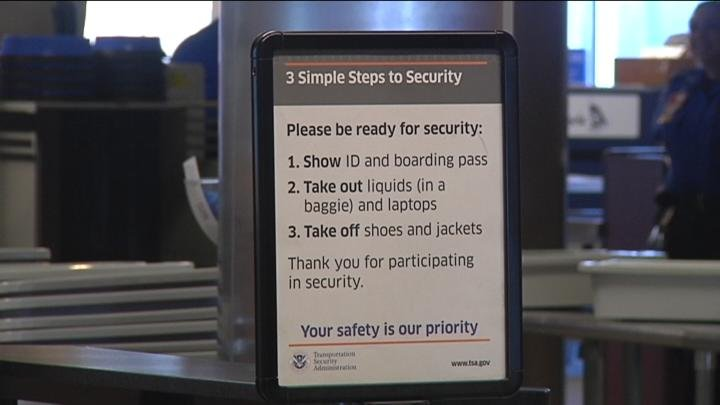 Going through airport security is often the worst part of traveling, but now local frequent flyers have a way to make that process a bit less stressful.