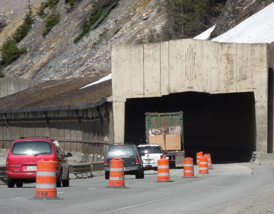 Drivers traveling on I-90 east of Snoqualmie Pass may soon experience some long delays.
