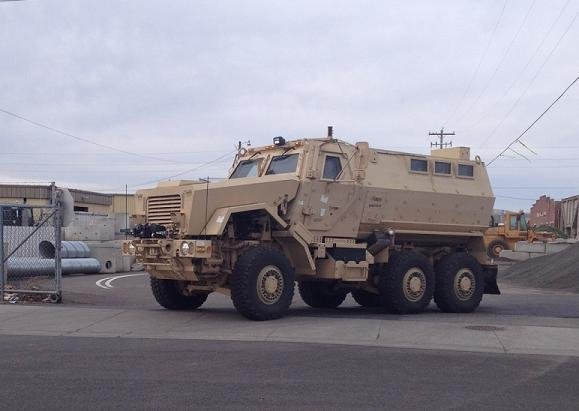 The Walla Walla Police Department has a new vehicle to use during training exercises and high risk operations.