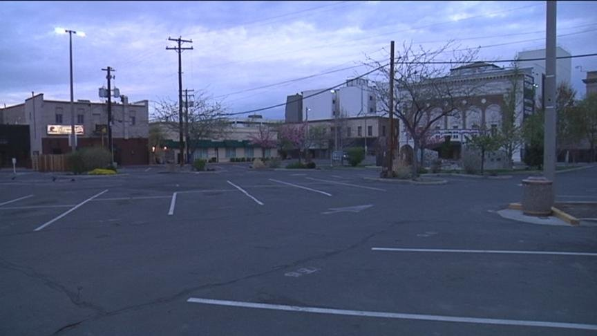 The City of Yakima is taking another step toward building a new downtown plaza.