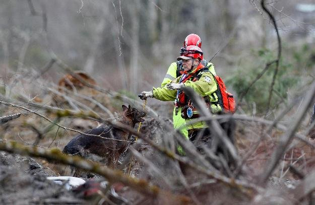 The death toll from the Oso mudslide has risen to 39. The Snohomish County medical examiner's office announced two more victims Wednesday.
