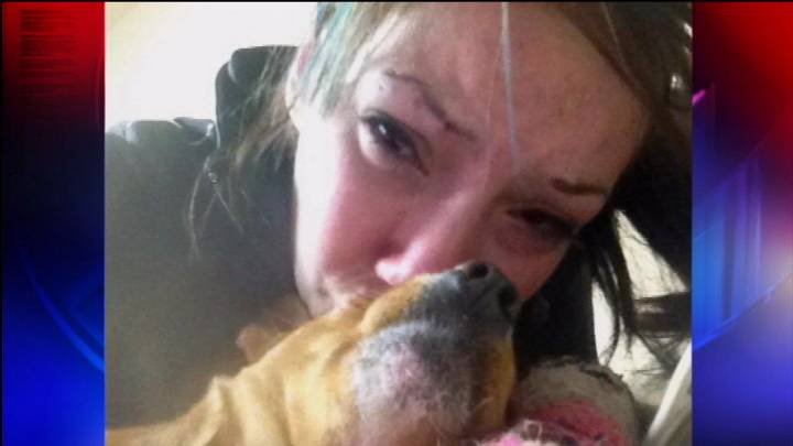 A Pasco woman is dealing with some heartbreak after bees swarmed her yard and attacked her little dogs.