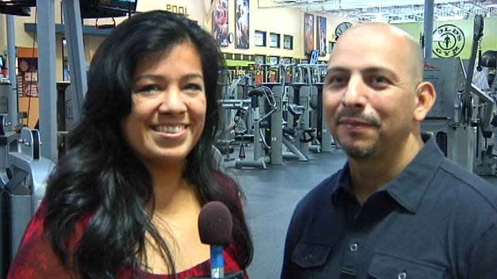 Many of us take on a New Year's resolution, but it is not always so easy to stick to it. One local couple stayed true to theirs and it is paying off.