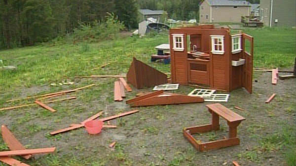 Damaging Snohomish County Wind Not A Tornado Nbc Right