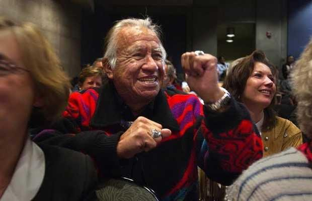 "Billy Frank Jr., the tribal fisherman who led the Northwest ""fish wars"" that helped restore fishing rights for American Indians four decades ago, has died at age 83."