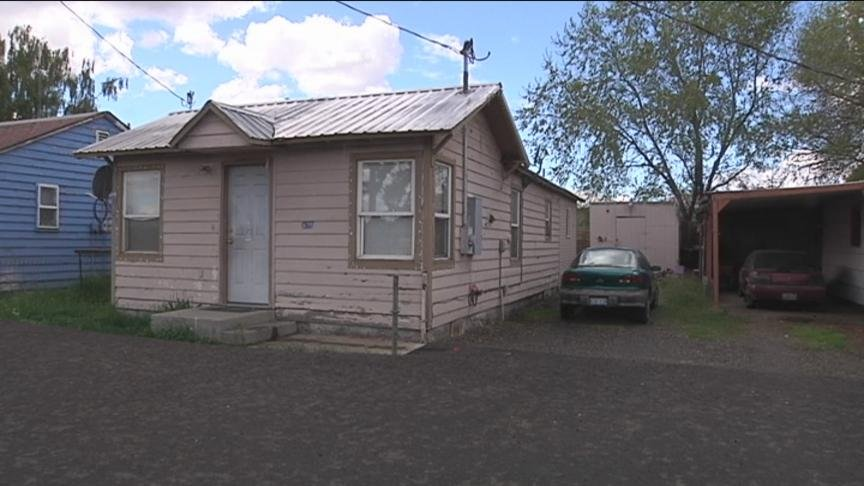 A woman in Cowiche is now in custody and accused of  causing a brain hemorrhage in an 18-month old baby.