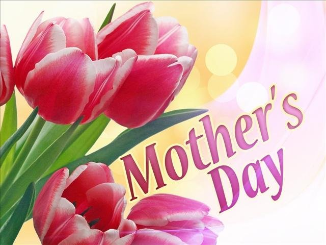In honor of Mother's Day we want to celebrate all moms in the area!