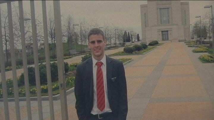 A local missionary is back home and safe after the LDS church decided to bring back almost 70 mormon missionaries from Ukraine.