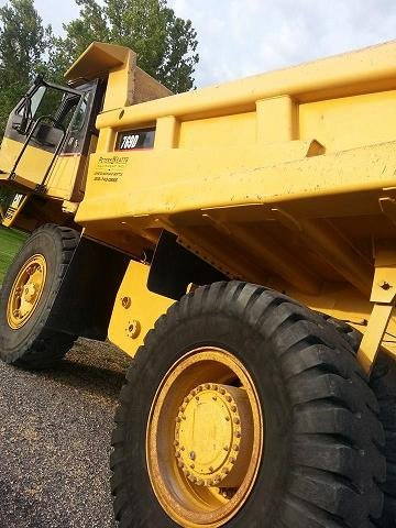 Monster trucks and giant machines are taking over Columbia Park this weekend for the 4th Annual Kidz Dig Rigz.