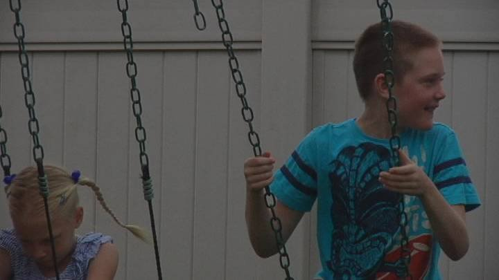 A local family is hosting an online auction to send their 9 year-old son with diabetes to a special camp this summer.