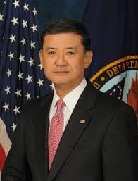 Veterans Affairs Secretary Eric Shinseki has resigned amid widespread troubles in the VA health care system.