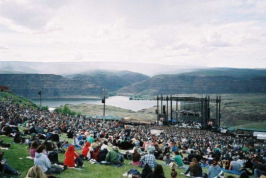 The owners of The Gorge Amphitheater in central Washington are considering a big expansion of the concert venue.
