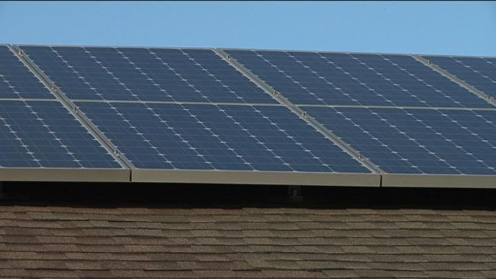 Solar energy was the second leading source of new energy last year in the United States. It works by collecting energy from the sun, but is it worth all the money? A Burbank man certainly thinks so.