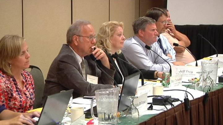 Washington state and the Department of Energy continue to negotiate over Hanford cleanup deadlines and Wednesday, the Hanford Advisory Board discussed the latest on cleanup efforts and priorities.