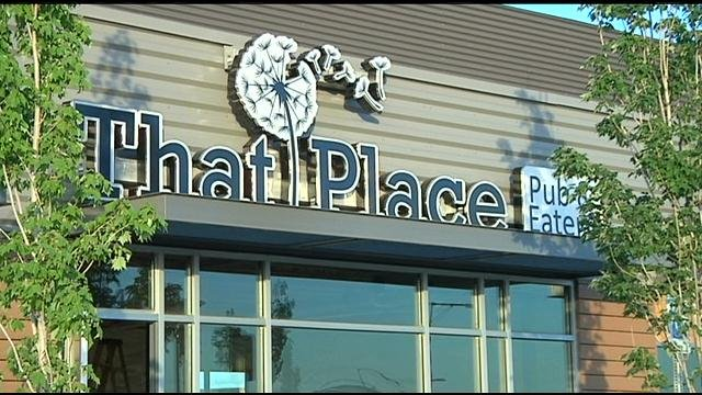 A new pub in North Richland - is That Place! Literally - that's it's name!