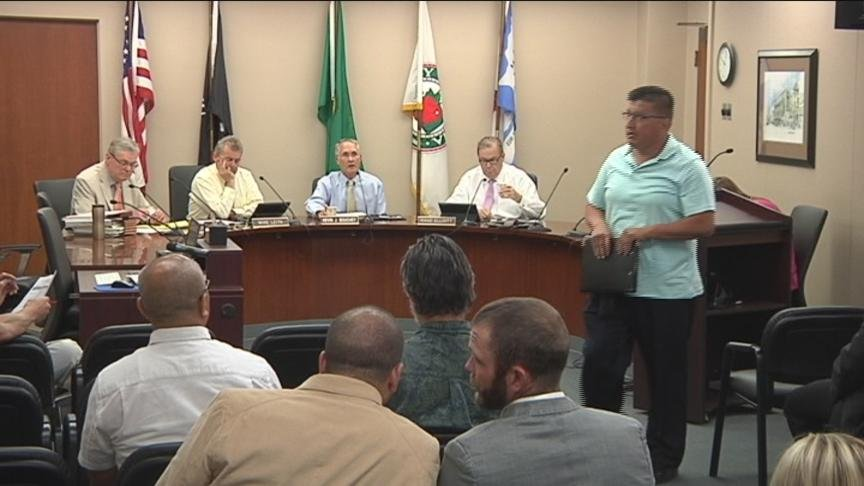 After a year of moratoriums, Yakima County Commissioners have voted to ban the production, processing and retail sale of marijuana.