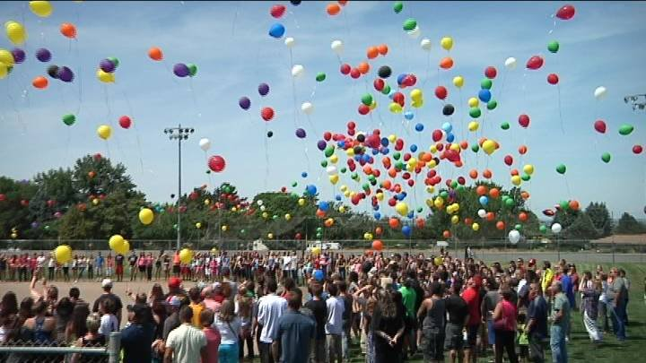 The Tri-Cities community continues to remember the Austin children Wednesday.