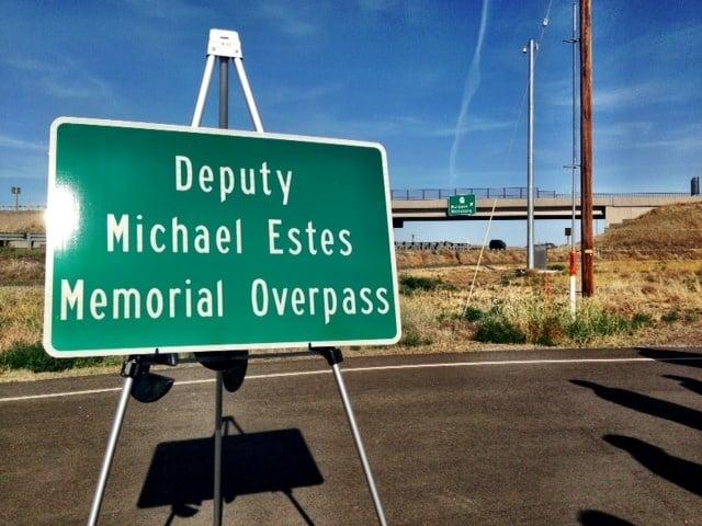 A Walla Walla County Sheriff's Deputy will be permanently memorialized in Burbank.