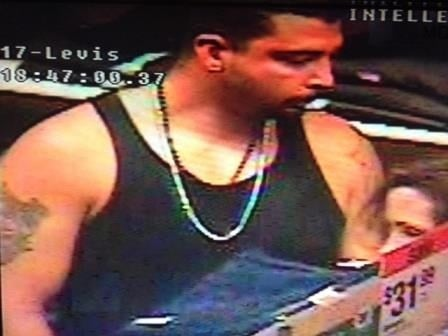 CrimeStoppers needs your help finding a man accused of theft in Kennewick.