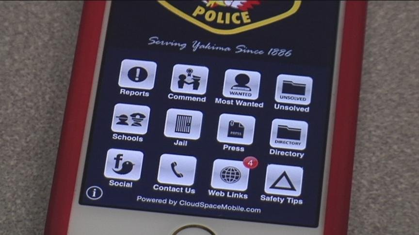 Are you looking to get more involved with your local law enforcement? Now, the Yakima Police Department has an app for that.