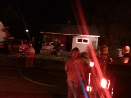 The Richland Fire Department says the cause of Thursday morning's house fire was accidental.
