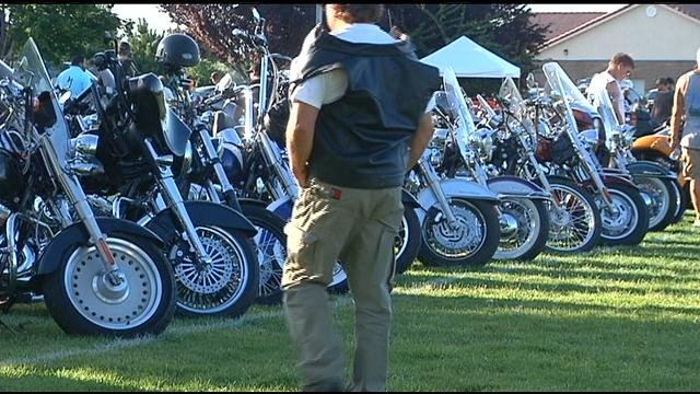You may have seen NBC Right Now's Tim Adams out at the annual Hogs and Dogs event in West Richland Thursday evening.