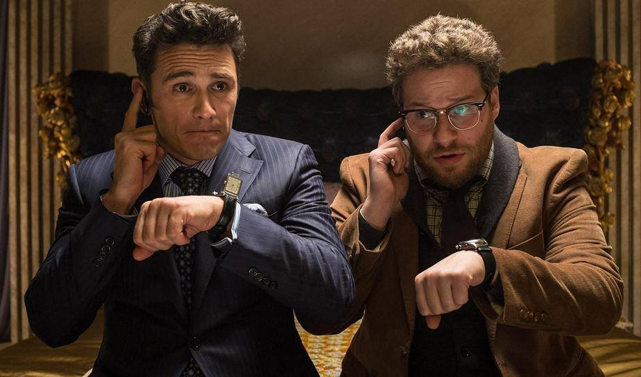 """North Korea's take on an upcoming American comedy about a plot to assassinate leader Kim Jong Un: Release this movie and face """"merciless"""" retaliation."""
