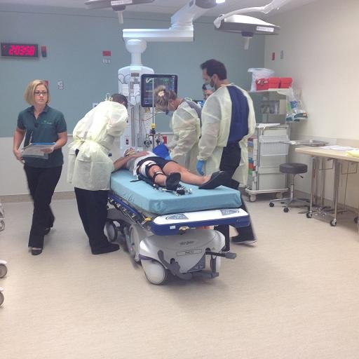The days are numbered now as the region's newest hospital is nearly open for business.