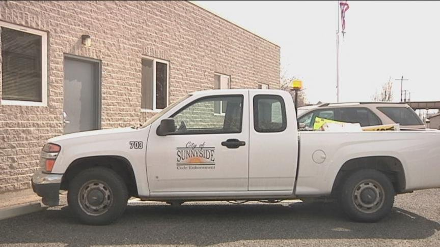 Sunnyside employee has been fired for misusing city funds.