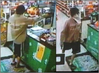 Kennewick police have released a photo of the suspect who robbed a convenience store Monday night at 4th and Morain in Kennewick.
