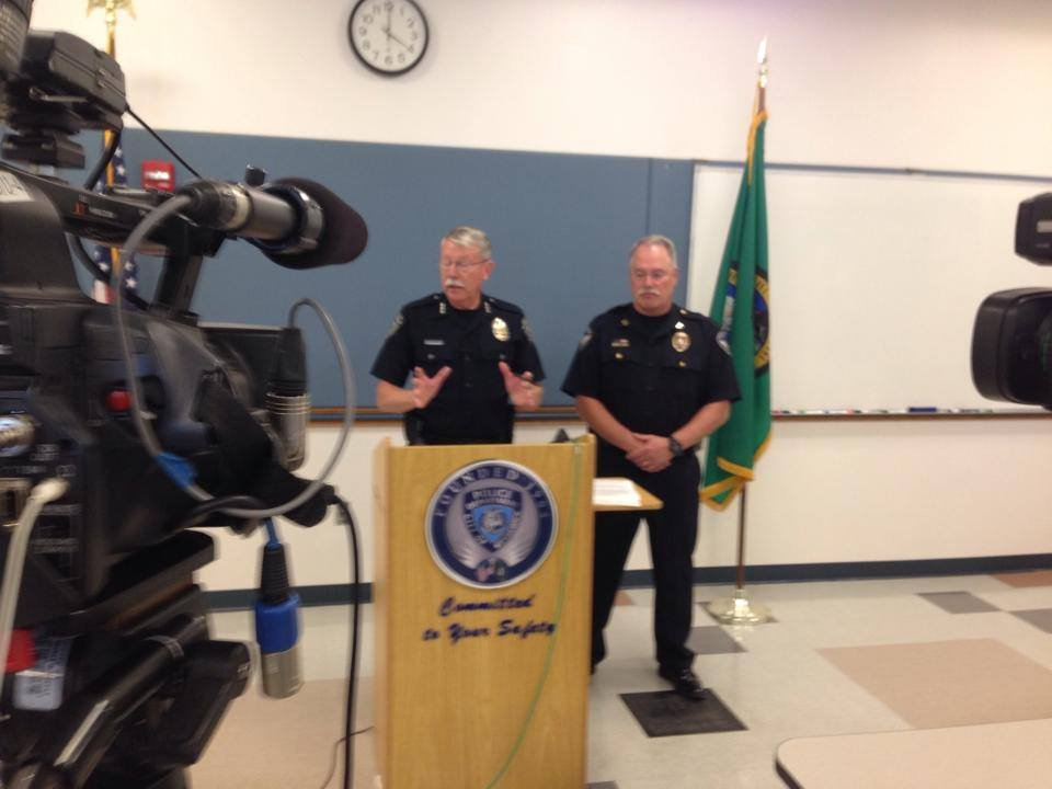 Kennewick Police have released the details of their investigation so far after Friday morning's officer involved shooting.