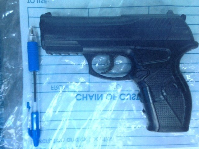 NBC Right Now got answers to more questions after a press conference with Kennewick Police. They revealed more details about the gun used by Aaron Thomas Wright who is now deceased after the officer involved shooting that took place in Kennewick Friday.