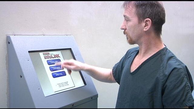 The Yakima County Jail has some of the newest technology available and it didn't cost the county a penny to install.