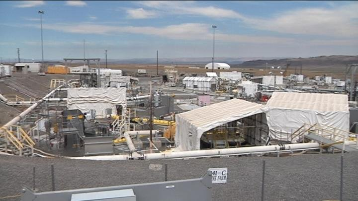 On the Hanford site if a worker reports symptoms of chemical vapor exposure there is a protocol in place to act quick and get the person the help they need.