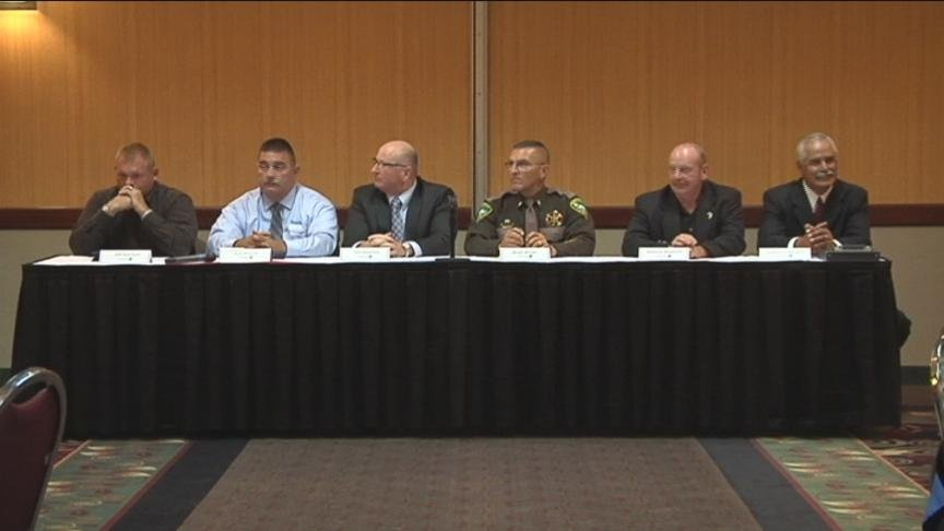 Ballots will be mailed out soon for the August 5th primary. Monday afternoon, we live streamed a forum involving the candidates hoping to become Yakima County's next Sheriff.