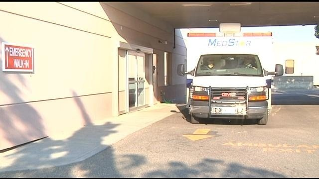A historic day for Trios Health and the community Tuesday as a new hospital officially opened their doors to patients.