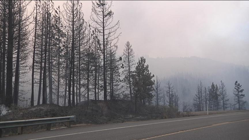The state attorney general's office has billed the Klickitat Public Utility District $2 million for the cost of fighting a large wildfire last year.